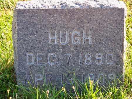 REED, HUGH - Brown County, Nebraska | HUGH REED - Nebraska Gravestone Photos
