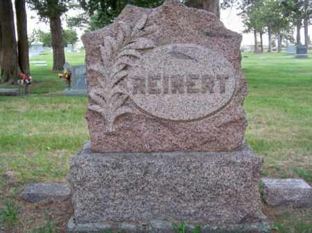 REINERT, FAMILY - Brown County, Nebraska | FAMILY REINERT - Nebraska Gravestone Photos