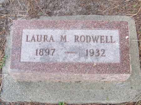 RODWELL, LAURA M. - Brown County, Nebraska | LAURA M. RODWELL - Nebraska Gravestone Photos