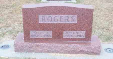 ROGERS, NELLIE I. - Brown County, Nebraska | NELLIE I. ROGERS - Nebraska Gravestone Photos
