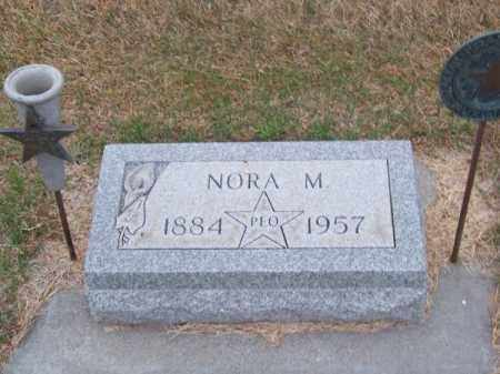 ROHWER, NORA M. - Brown County, Nebraska | NORA M. ROHWER - Nebraska Gravestone Photos