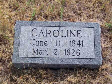 SCATTERGOOD, CAROLINE - Brown County, Nebraska | CAROLINE SCATTERGOOD - Nebraska Gravestone Photos