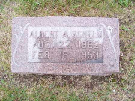 SCHELM, ALBERT A. - Brown County, Nebraska   ALBERT A. SCHELM - Nebraska Gravestone Photos