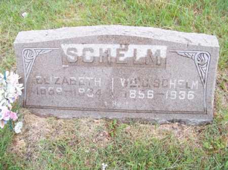 SCHELM, WM. C. - Brown County, Nebraska | WM. C. SCHELM - Nebraska Gravestone Photos