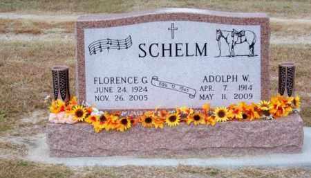SCHELM, ADOLPH W. - Brown County, Nebraska | ADOLPH W. SCHELM - Nebraska Gravestone Photos