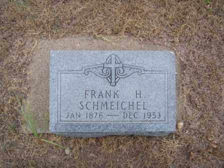SCHMEICHEL, FRANK H. - Brown County, Nebraska   FRANK H. SCHMEICHEL - Nebraska Gravestone Photos