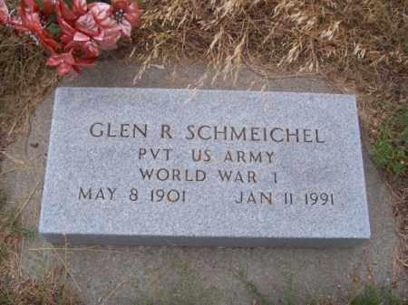 SCHMEICHEL, GLEN R. - Brown County, Nebraska | GLEN R. SCHMEICHEL - Nebraska Gravestone Photos