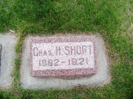 SHORT, CHAS. H. - Brown County, Nebraska | CHAS. H. SHORT - Nebraska Gravestone Photos