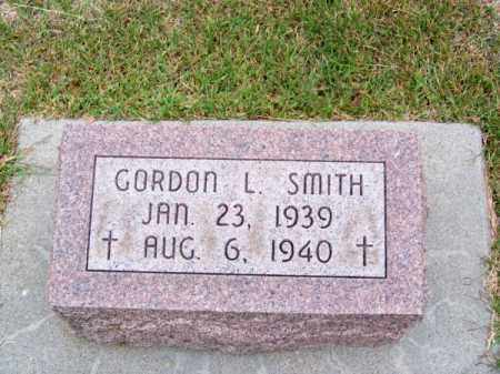 SMITH, GORDON L. - Brown County, Nebraska | GORDON L. SMITH - Nebraska Gravestone Photos