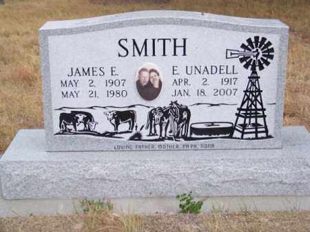 SMITH, E. UNADELL - Brown County, Nebraska | E. UNADELL SMITH - Nebraska Gravestone Photos
