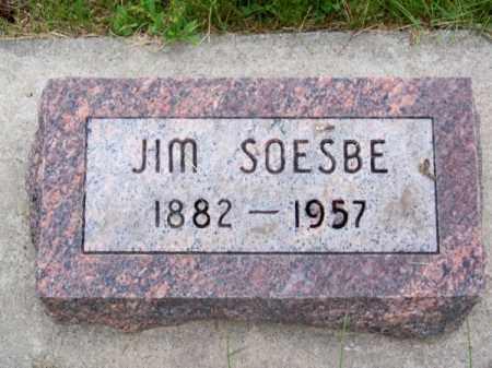 SOESBE, JIM - Brown County, Nebraska | JIM SOESBE - Nebraska Gravestone Photos