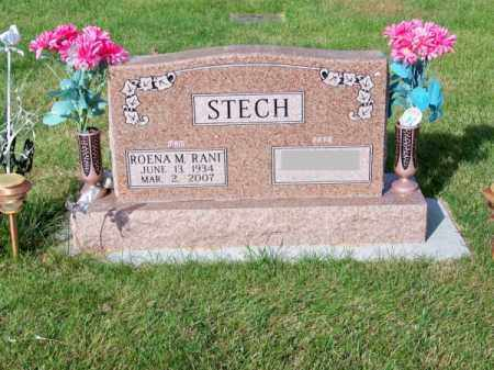 STECH, ROENA M. (RANI) - Brown County, Nebraska | ROENA M. (RANI) STECH - Nebraska Gravestone Photos