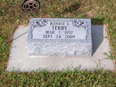 TERRY, BONNIE L. - Brown County, Nebraska | BONNIE L. TERRY - Nebraska Gravestone Photos
