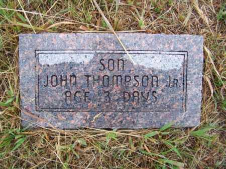 THOMPSON, JR, JOHN - Brown County, Nebraska | JOHN THOMPSON, JR - Nebraska Gravestone Photos
