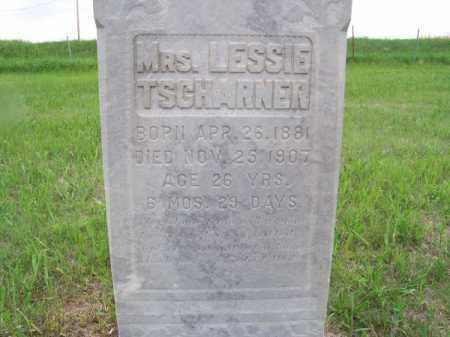 DAYWITT TSCHARNER, LESSIE - Brown County, Nebraska | LESSIE DAYWITT TSCHARNER - Nebraska Gravestone Photos