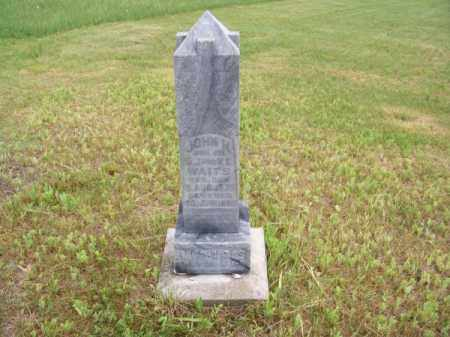 WAITS, JOHN H. - Brown County, Nebraska | JOHN H. WAITS - Nebraska Gravestone Photos