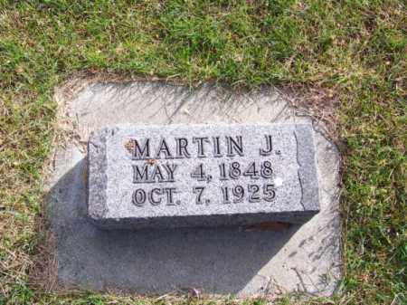 WAITS, MARTIN J. - Brown County, Nebraska | MARTIN J. WAITS - Nebraska Gravestone Photos
