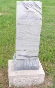 WHEELER, ALFRED B. - Brown County, Nebraska | ALFRED B. WHEELER - Nebraska Gravestone Photos