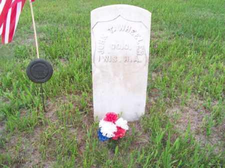 WHEELER, JOHN T. - Brown County, Nebraska | JOHN T. WHEELER - Nebraska Gravestone Photos