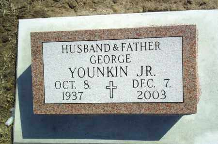 YOUNKIN, GEORGE - Brown County, Nebraska   GEORGE YOUNKIN - Nebraska Gravestone Photos