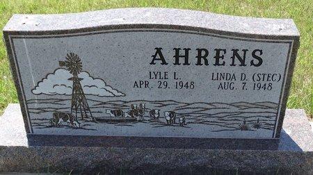 STEC AHRENS, LINDA D. - Buffalo County, Nebraska   LINDA D. STEC AHRENS - Nebraska Gravestone Photos