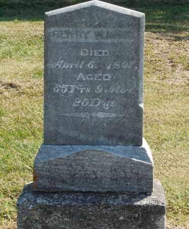 AMES, HENRY - Buffalo County, Nebraska | HENRY AMES - Nebraska Gravestone Photos