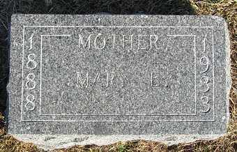 ARP, MARY E. - Buffalo County, Nebraska | MARY E. ARP - Nebraska Gravestone Photos