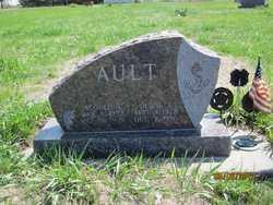 AULT, DUANE - Buffalo County, Nebraska   DUANE AULT - Nebraska Gravestone Photos