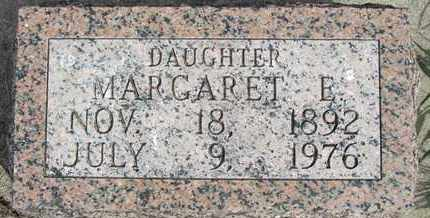 BAER, MARGARET - Buffalo County, Nebraska   MARGARET BAER - Nebraska Gravestone Photos
