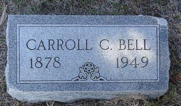 BELL, CARROLL C. - Buffalo County, Nebraska | CARROLL C. BELL - Nebraska Gravestone Photos