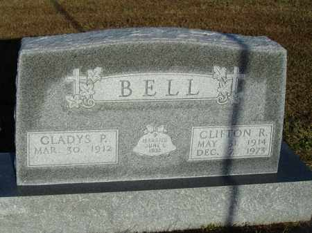 BELL, CLIFTON R. - Buffalo County, Nebraska | CLIFTON R. BELL - Nebraska Gravestone Photos
