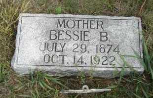 BISCHEL, BESSIE - Buffalo County, Nebraska | BESSIE BISCHEL - Nebraska Gravestone Photos