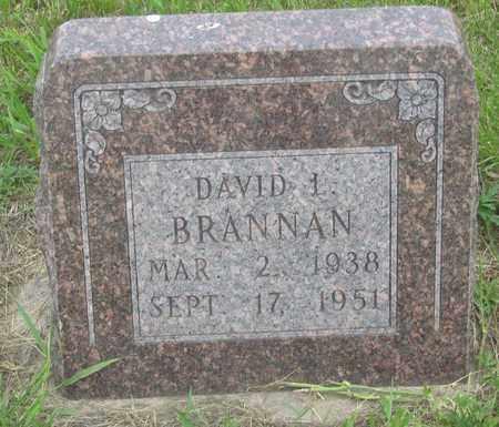 BRANNAN, DAVID - Buffalo County, Nebraska | DAVID BRANNAN - Nebraska Gravestone Photos