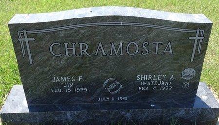 CHRAMOSTA, JAMES F. - Buffalo County, Nebraska | JAMES F. CHRAMOSTA - Nebraska Gravestone Photos