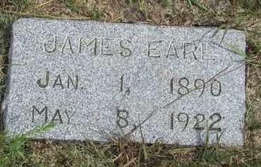 CLARK, JAMES - Buffalo County, Nebraska | JAMES CLARK - Nebraska Gravestone Photos