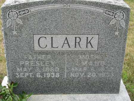 CLARK, MAUD - Buffalo County, Nebraska   MAUD CLARK - Nebraska Gravestone Photos