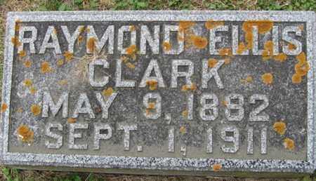 CLARK, RAYMOND - Buffalo County, Nebraska | RAYMOND CLARK - Nebraska Gravestone Photos