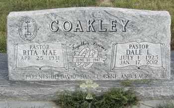 COAKLEY, DALE - Buffalo County, Nebraska | DALE COAKLEY - Nebraska Gravestone Photos