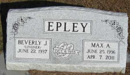 EPLEY, BEVERLY J. - Buffalo County, Nebraska   BEVERLY J. EPLEY - Nebraska Gravestone Photos