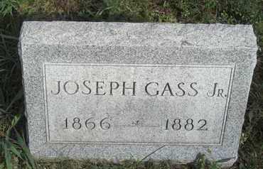 GASS, JOSEPH - Buffalo County, Nebraska | JOSEPH GASS - Nebraska Gravestone Photos