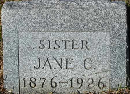GIBBONS, JANE C. - Buffalo County, Nebraska | JANE C. GIBBONS - Nebraska Gravestone Photos