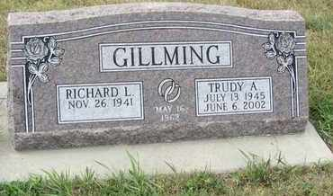 GILLMING, TRUDY - Buffalo County, Nebraska   TRUDY GILLMING - Nebraska Gravestone Photos