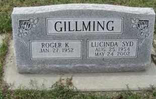 GILLMING, ROGER - Buffalo County, Nebraska | ROGER GILLMING - Nebraska Gravestone Photos