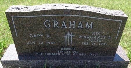 GRAHAM, GARY R. - Buffalo County, Nebraska | GARY R. GRAHAM - Nebraska Gravestone Photos