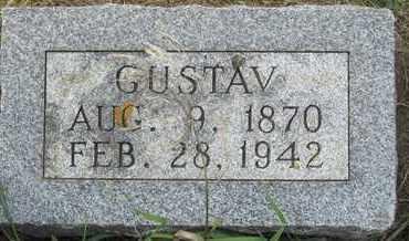 HENNING, GUSTAV - Buffalo County, Nebraska   GUSTAV HENNING - Nebraska Gravestone Photos