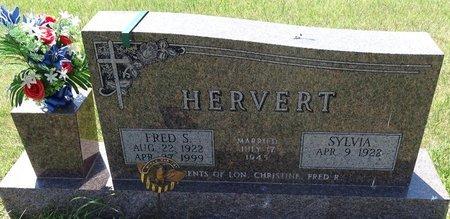 HERVERT, SYLVIA - Buffalo County, Nebraska | SYLVIA HERVERT - Nebraska Gravestone Photos