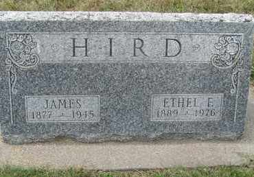 HIRD, JAMES - Buffalo County, Nebraska | JAMES HIRD - Nebraska Gravestone Photos