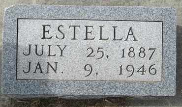 HOWE, ESTELLA - Buffalo County, Nebraska | ESTELLA HOWE - Nebraska Gravestone Photos