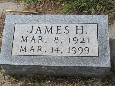HOWE, JAMES - Buffalo County, Nebraska   JAMES HOWE - Nebraska Gravestone Photos