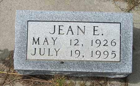 HOWE, JEAN - Buffalo County, Nebraska | JEAN HOWE - Nebraska Gravestone Photos